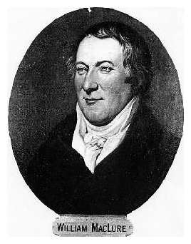 Picture: William Maclure - believed to be in the public domain