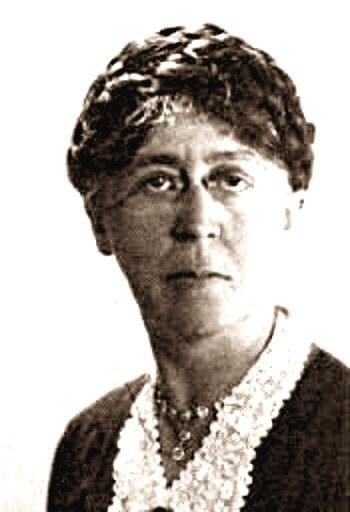 Mary Parker Follett | Wikemedia Commons - ccbyasa2.5 licence