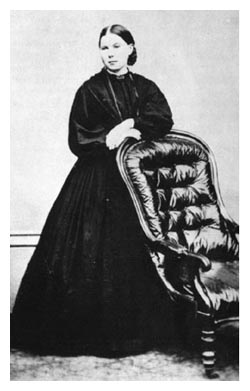 Picture of Charlotte Mason - believed to be in the public domain
