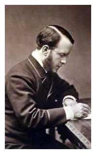 Dr Thomas Barnardo circa 1868. Sourced from Wikimedia Commons and believed to be in the public domain.
