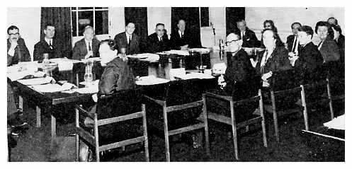Picture: Youth Service Development Council circa 1966