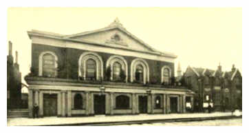 picture: browning hall, believed to be in the public domain