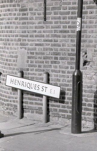 Henriques Street is by stoptimephoto on flickr. It is reproduced here under a Creative Commons Attribution-NonCommercial-NoDerivs 2.0 Generic (CC BY-NC-ND 2.0) licence.