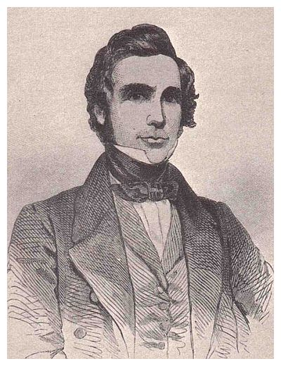 William Lovett, sourced from Wikimedia Commons and  said to be in the public domain