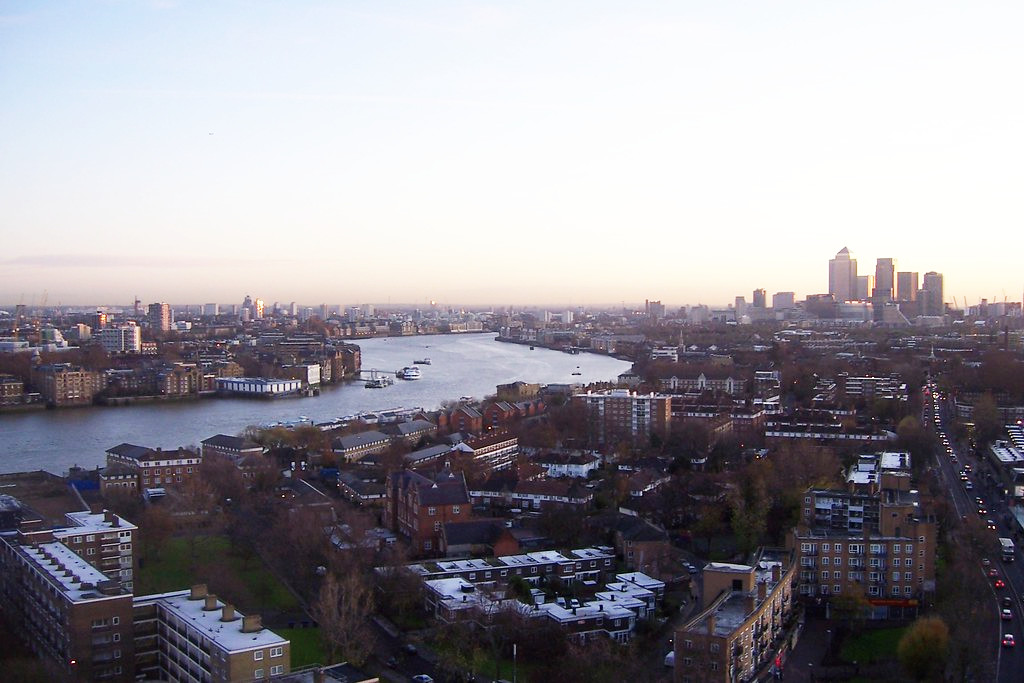Picture: Bermondsey west is by sarflondondunc | flickr ccbyncnd2 licence