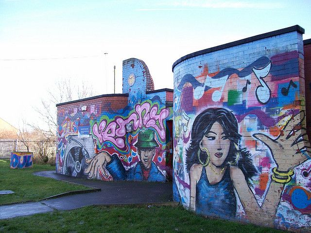 Picture: The Venny - Wood End Youth Centre, in Wood End, Coventry by Lydia shiningbrightly. Sourced from Flickr and reproduced under a Creative Commons Attribution 2.0 Generic (CC BY 2.0) licence.